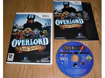 Wii: Overlord Dark Legend