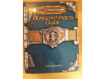 Dungeons & Dragons: Dungeon Masters Guide 3rd edition