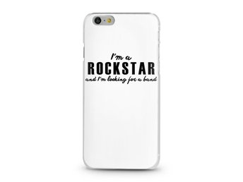 iDiwa Skal iPhone 6/6S PLUS - I'm a rockstar and I'm looking for a band - Norrköping - iDiwa Skal iPhone 6/6S PLUS - I'm a rockstar and I'm looking for a band - Norrköping