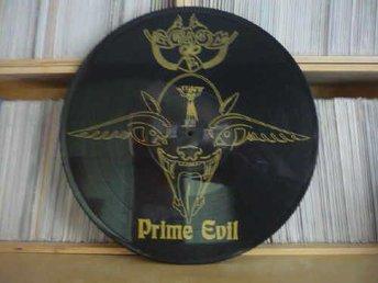 VENOM - Prime evil / LP Picture disc - Basel - VENOM - Prime evil / LP Picture disc - Basel