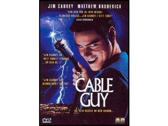 The Cable Guy (DVD) Jim Carrey / Matthew Broderick / Ben Stiller - Göteborg - The Cable Guy (DVD) Jim Carrey / Matthew Broderick / Ben Stiller - Göteborg