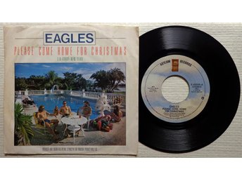 """EAGLES 'Please Come Home For Christmas' 1978 US 7"""" - Bröndby - EAGLES 'Please Come Home For Christmas' 1978 US 7"""" - Bröndby"""