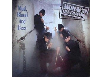 Monaco Blues Band titel* Mud, Blood And Beer* Netherlands LP - Hägersten - Monaco Blues Band titel* Mud, Blood And Beer* Netherlands LP - Hägersten