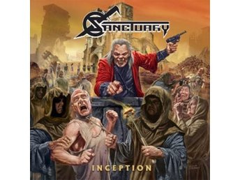 Sanctuary: Inception (Vinyl LP + CD) Ord Pris 229 kr SALE