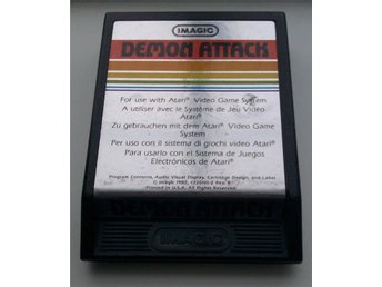 Demon Attack - Atari 2600 - Imagic