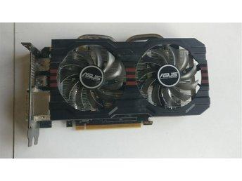 Asus GeForce GTX 660Ti DirectCU - Uppsala - Asus GeForce GTX 660Ti DirectCU - Uppsala