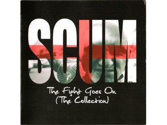 CD: Scum - The Fight Goes On [Oi! Punk Skinhead]