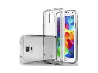 Samsung Galaxy S5 - Ultratunt Skal TPU Transparent