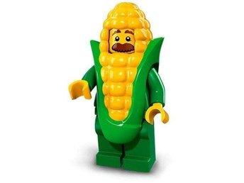 LEGO Minifigur Serie 17, Corn Cob Guy, 71018 - åkersberga - LEGO Minifigur Serie 17, Corn Cob Guy, 71018 - åkersberga