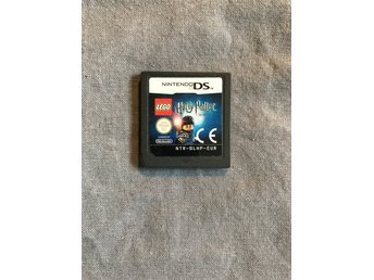 LEGO HARRY POTTER YEARS 1-4 NINTENDO DS