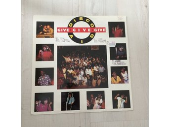 "DISCO AID - GIVE GIVE GIVE. (MVG 12"")"