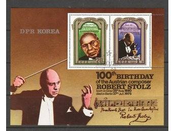 KOREA - BLOCK ROBERT STOLZ