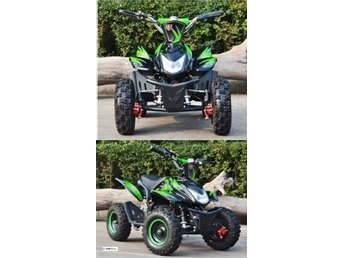 Elektrisk mini ATV 800W helt ny karton Mini Atv