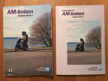 AM-boken moped klass 1