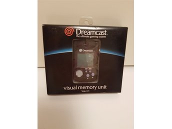 VMU Dreamcast - Virtual Memory Unit