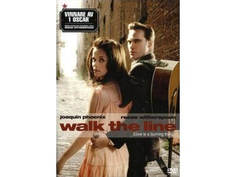 Walk the Line-Joaquin Phoenix och Reese Witherspoon
