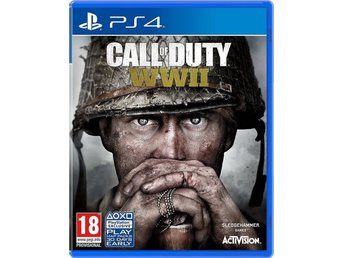 Call of Duty WWII - Helt nytt till PS4!!! REA