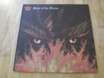 State Of The Union - S/T (med insticket) [ EX ]