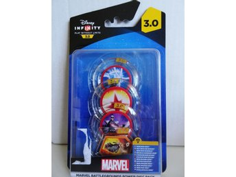 Disney Infinity Power Disc Marvel Battlegrounds