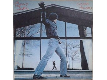 Billy Joel title* Glass Houses* Pop Rock EU LP
