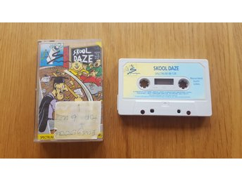 """Skool Daze"" till Spectrum 48k (Alternative Software)"