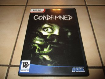 condemned pc sega horror skräck datorspel