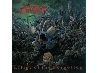 Suffocation -Effigy Of The Forgotten lp marbled vinyl Death