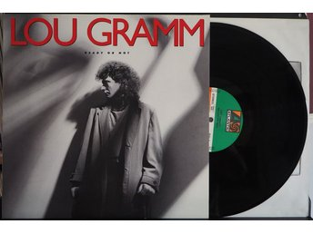 Lou Gramm - Ready Or Not - LP