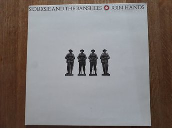 "Siouxie and the banshees, ""Join hands"" 1979"