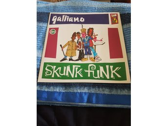 Galliano - Skunk funk 12""