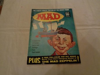 Amerikanska MAD : The Worst from MAD    8th annual  1965