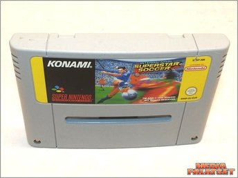 International Superstar Soccer (SNES/EUR)
