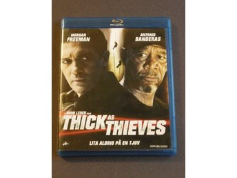 MORGAN FREEMAN: THICK AS THIEVES  *  NYSKICK / UTGÅTT !