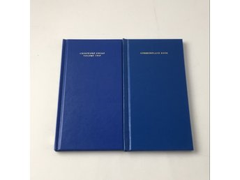 Parsimony Press, Böcker, Crossword Poems Volume Two & Holiday Book