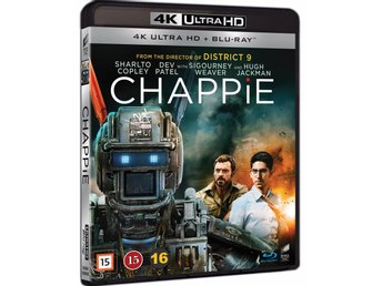 CHAPPiE 4K UHD HDR Dolby Atmos