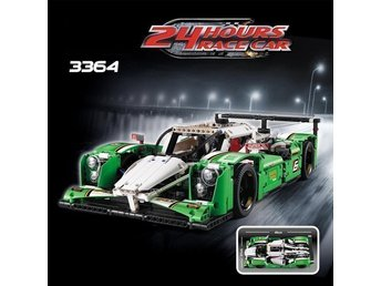 24 hours Race Car - 3366 Technic