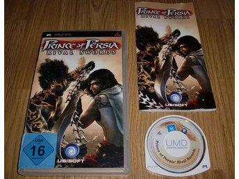 PSP: Prince of Persia Rival Swords