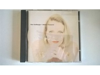 Ann Carlberger - Hidden Treasures, CD