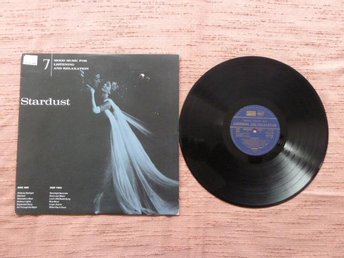 STARDUST, MOOD MUSIC FOR LISTENING AND RELAXATION, LP-SKIVA