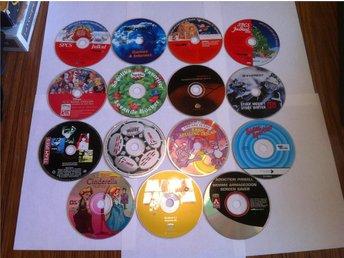 PC: Lot med äldre PC demos/spel (15 skivor) - Norrköping - PC: Lot med äldre PC demos/spel (15 skivor) - Norrköping