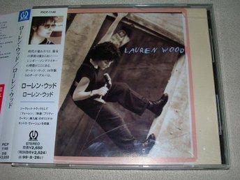 Lauren Wood - Lauren Wood (1997) CD, PICP-1148, Japan w/OBI, Promo, New - Ekerö - Lauren Wood - Lauren Wood (1997) CD, PICP-1148, Japan w/OBI, Promo, New - Ekerö