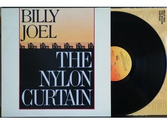 Billy Joel – The Nylon Curtain – LP