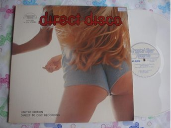DIRECT DISCO feat. GINO DENTIE AND THE FAMILY LP 1976 VIT!