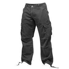 GASP Army Pant wash black L NY