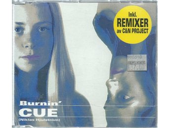 CUE ( NIKLAS HJULSTRÖM ) BURNIN (CD MAXI/SINGLE )