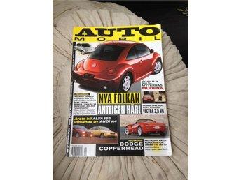 AutoMobil . Nr 2 1998. Alfa 156 Audi A4 Mercedes c220 Dodge Copperhead - Ulricehamn - AutoMobil . Nr 2 1998. Alfa 156 Audi A4 Mercedes c220 Dodge Copperhead - Ulricehamn