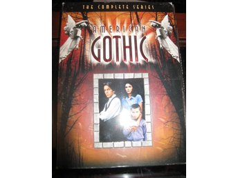 American Gothic - Complete series (6-disc) (Import) TV-Serie från 1995 med Gary