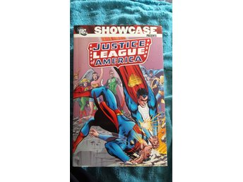 Showcase presents JLA Vol. 4