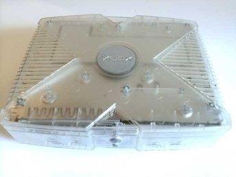 Microsoft Xbox Crystal Limited Edition samlar xbox ovanlig - Halmstad - Microsoft Xbox Crystal Limited Edition samlar xbox ovanlig - Halmstad