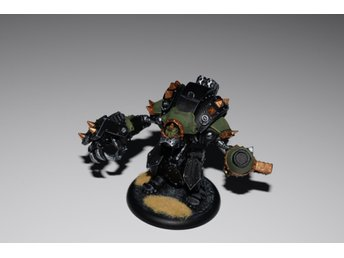 Warmachine - Khador -  Black Ivan
